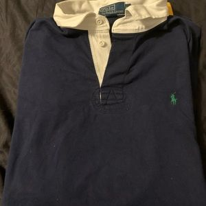 Polo by Ralph Lauren rugby long sleeve shirt